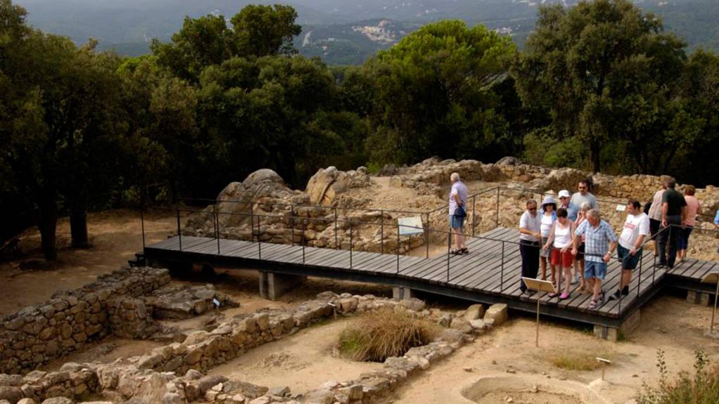 Yacimiento de Puig de Castellet