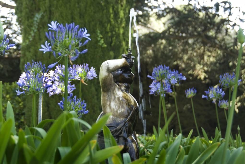 Taller infantil, Jardins de Santa Clotilde