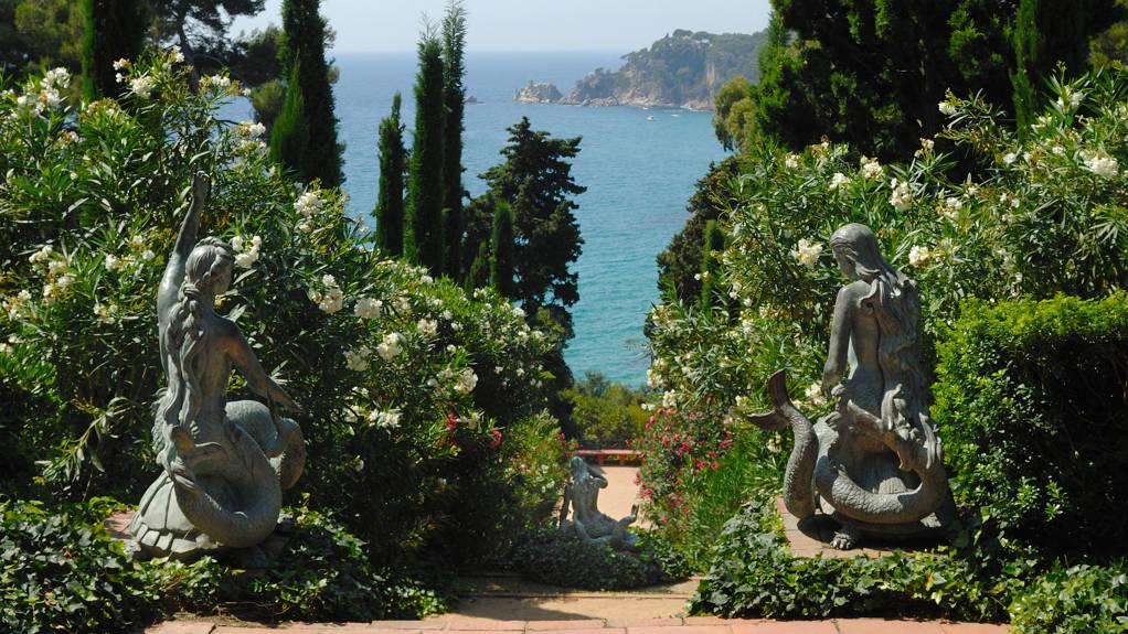 jardines de santa clotilde elementos visitables moll