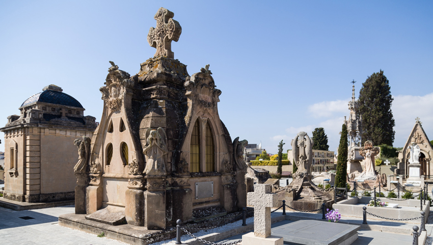 Setmana per descobrir els cementiris Europeus