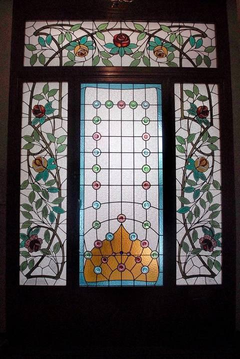 Ruta indiana i casa museu Can Font - 3c389-Can-Font-vitrall.jpg