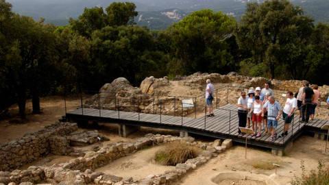 Site archéologique de Puig de Castellet