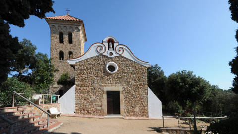 Chapel of Les Alegries