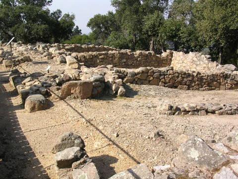 Puig de Castellet Iberian Settlement - 95a4c-DSCN1116-Puig-de-Castellet.JPG